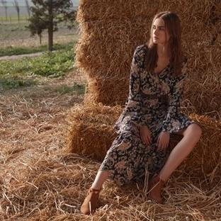 Bohem modası  sıradışı ve özgür bir ruha bürünüyor