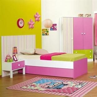 Çocuk Odaları İçin 7 Şık Boya Rengi
