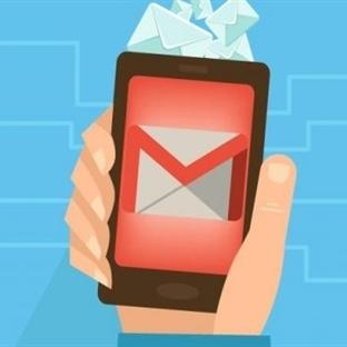 Gmail'den IOS'a Beklenen Destek