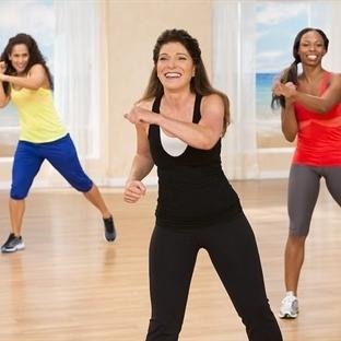 Leslie Sansone İle Evde Spor Mutluluğu