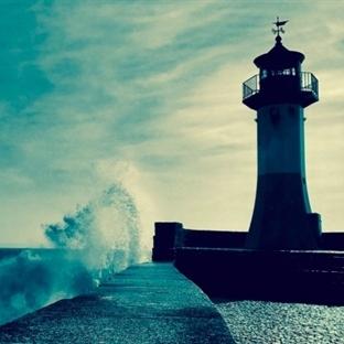 Rügen: im Auge des Sturms