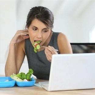 İş yerinde Sağlıklı Beslenmenin Yolları