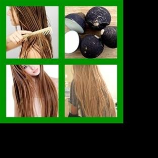 Siyah Turp İle Saçlarınız Haftada 2.5 Cm Uzasın