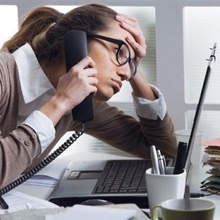 Stresli iş yaşamı vertigoya davetiye çıkarıyor