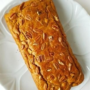 Tahinli Armutlu Kek (şekersiz-glutensiz)