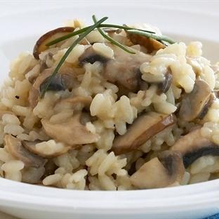 İtalyan Mutfağı: Risotto, Porcini Mantarı, Bonfile