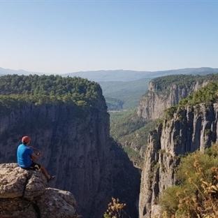 Tazı Kanyonu, Nefes Kesici Manzara