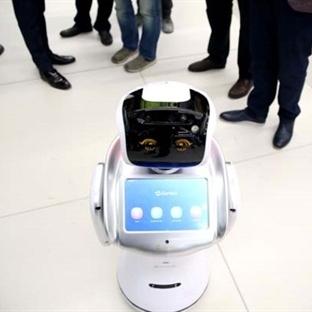 3. Havalimanında Robot Personeller Çalışacak