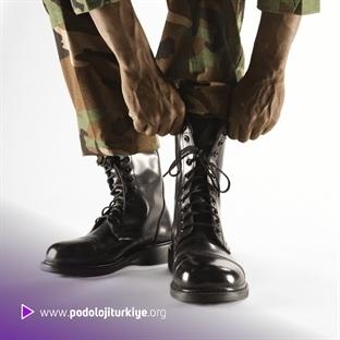 Askerlik Sürecinde Oluşabilecek Ayak Hastalıkları
