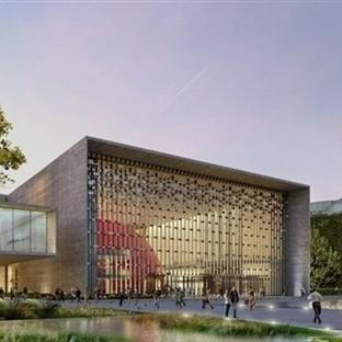Atatürk Kültür Merkezi Projesinden İlk Görüntüler