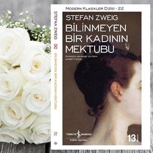 Bilinmeyen Bir Kadının Mektubu-Stefan Zweig