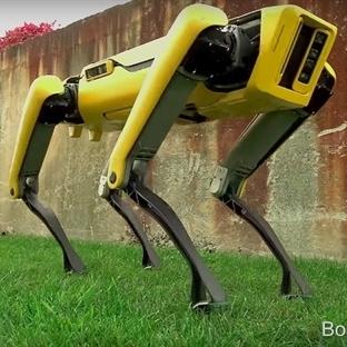 Boston Dynamics'in Yeni Robotu Ürkütücü