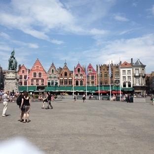Brugge'de 1 Gün