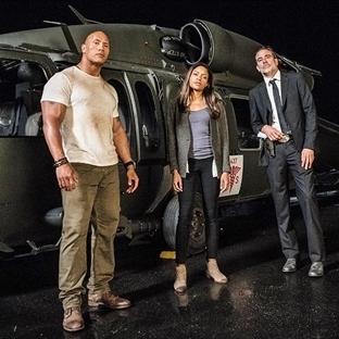 Dwayne Johnson Yeni Filminde Dünyayı Kurtaracak