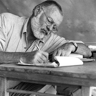 Ernest Hemingway - Flash Kurgu - Mikro Öykü