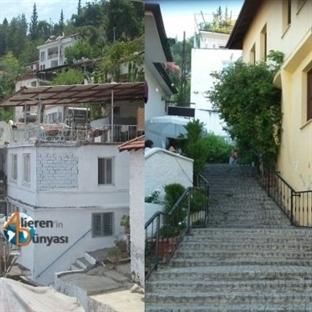Fethiye Paspatur Merdivenleri