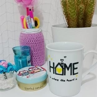 Hediye Fikri: Porselen Kupa Boyama ♡