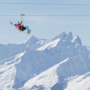 <span>Val Thorens: Ski -</span><br /><span>mal Thrill, mal Zen</span><br />