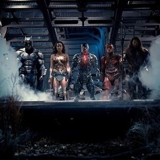 Justice League : Adalet Birliği'yle tanışın