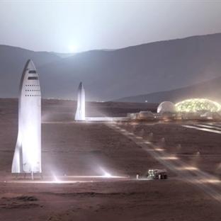 Neden Mars'a Yerleşmemeliyiz?