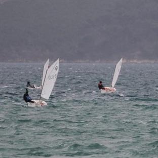 Optimist ; Deniz , Rüzgar ve Yelken Eğitimi