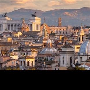 Roma'nın Gezilecek En Güzel 5 Yeri