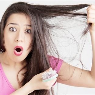 Saç dökülmesine yol açan 8 yanlış