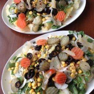 Semizotlu Patates Salatası Tarifi