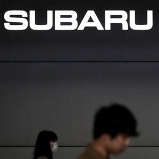 Subaru Japonya'da 400.000 Otomobili geri çağırdı!