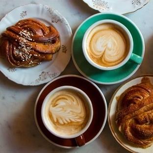 Suçluluk duymadan tatlı yemek için; İsveç'ten Fika