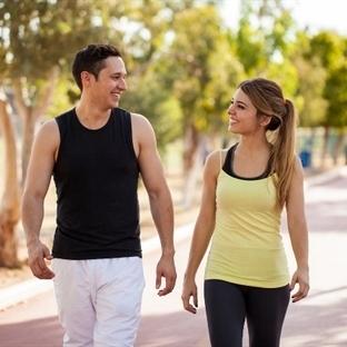 İnsanlar için spor, 'yürüyüş yapmaktan' ibaret