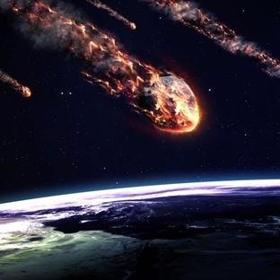 VIDEO | Dünyaya Giren Meteoroid