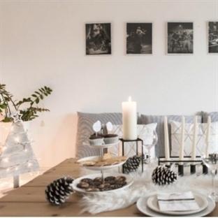 <span>Wunderschöne &</span><br /><span>minimaoistische</span><br /><span>Weihnachtsdeko</span><br />