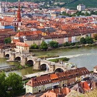 Würzburg Gezilecek Yerler