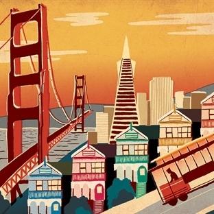 Yaşanacak Şehirler Şampiyonu: San Francisco