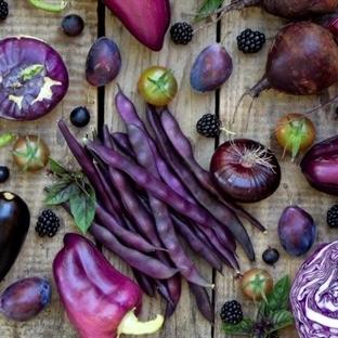 Yemeniz Gereken Mor Renkli Sebze ve Meyveler