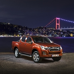 Yeni ISUZU D-MAX, 1.9 lt Dizel Motorla Türkiye'de!