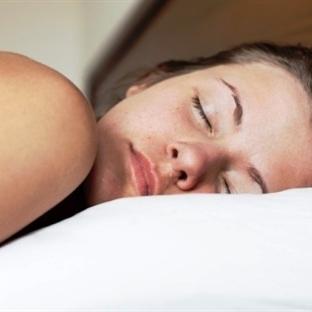 Yeterli uyku ile kilo verin