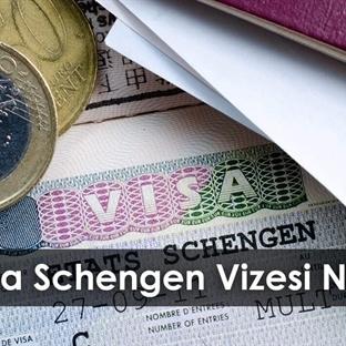 7 Adımda Schengen Vizesi Nasıl Alınır?