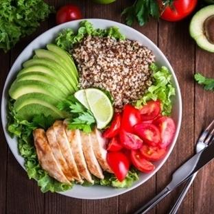 Dengeli Beslenme ve Sağlıklı Zayıflama Taktikleri