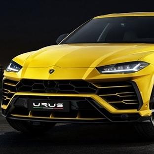 Dünyanın En Hızlı ve Süper SUV Aracı-Urus