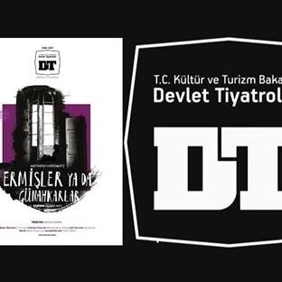 Ermişler Ya Da Günahkarlar -İzmir Devlet Tiyatrosu