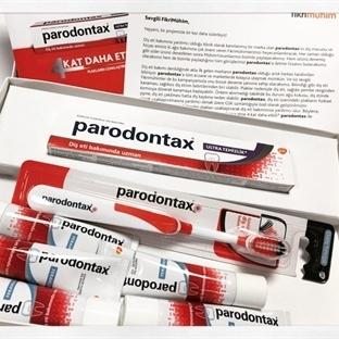Fikri Mühim: Paradontax Diş Macunu Deneyimim