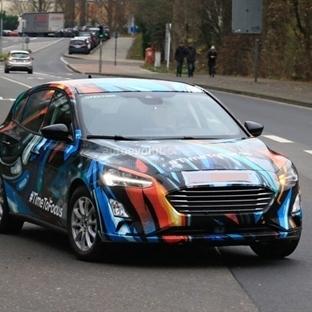 Ford, 2018 Focus'u Almanya'da test ediyor