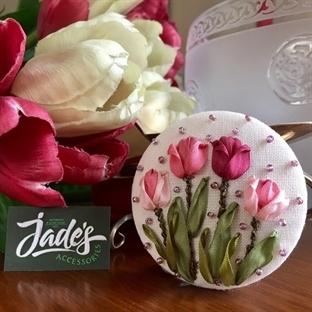 """""""Jade's"""" anıları sanata dönüştürüyor…"""