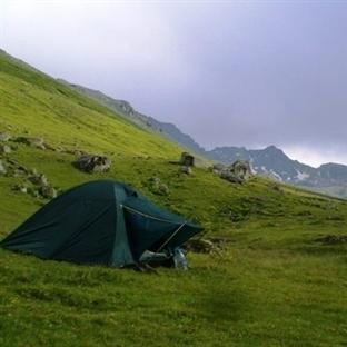 Karadeniz Bölgesi Kamp Yerleri