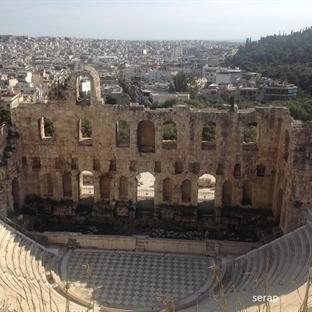 İki Günlük Atina Gezi Rehberi