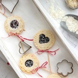 Plätzchen am Stiel: beschwipste Brownies und Linze