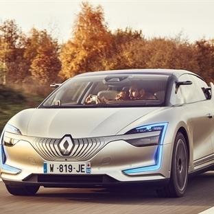 Renault Symbioz Demo Car Otonom Sürüşe Çıktı