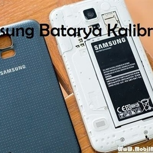 Samsung Batarya Kalibrasyonu Nasıl Yapılır !